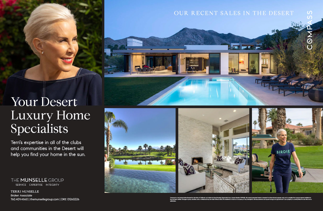 Your Desert Luxury Home Specialists